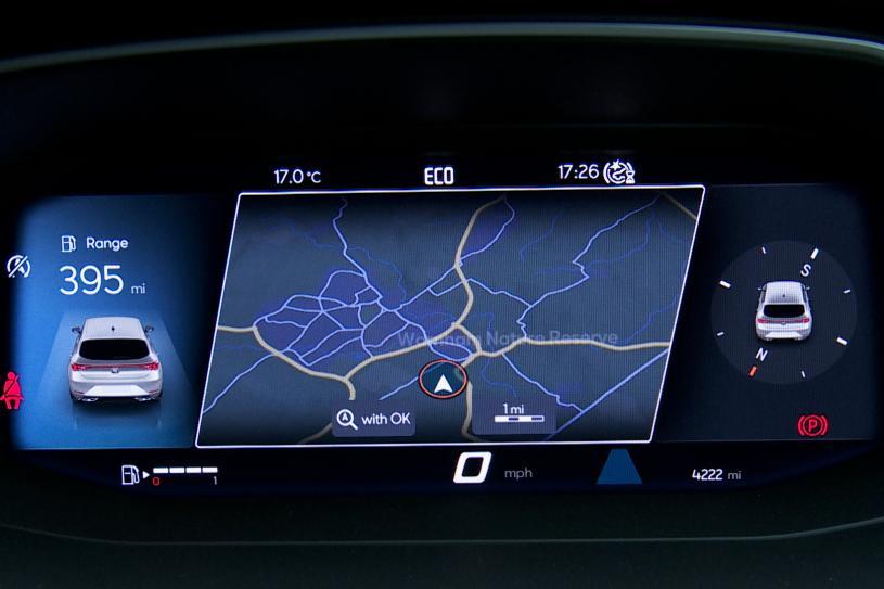 Seat Leon Hatchback 1.5 TSI EVO SE Dynamic 5dr