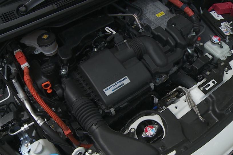 Honda Jazz Hatchback 1.5 i-MMD Hybrid SE 5dr eCVT