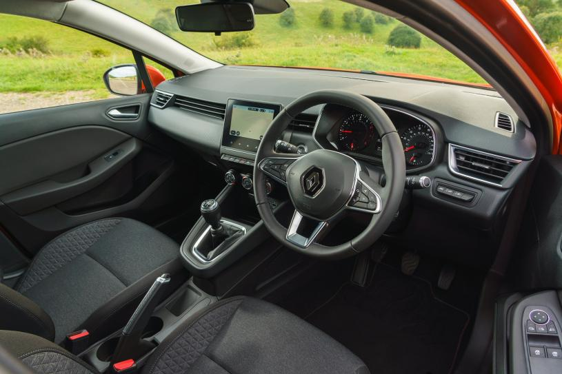 Renault Clio Hatchback 1.0 SCe 65 Iconic 5dr