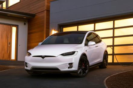 Tesla Model X Hatchback Long Range Plus AWD 5dr Auto [7 Seat]