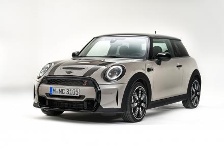 MINI Hatchback Special Edition 1.5 Cooper Shadow Edition 3dr Auto