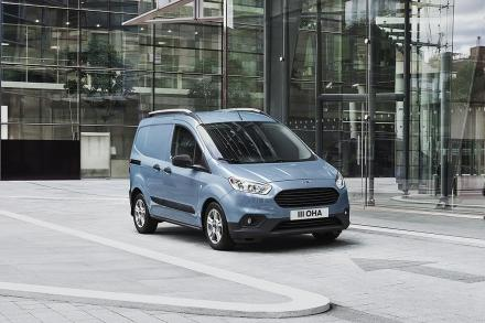 Ford Transit Courier Petrol 1.0 EcoBoost Sport Van [6 Speed]