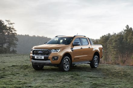 Ford Ranger Diesel Pick Up Regular XL 2.0 EcoBlue 130