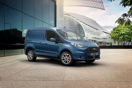 Ford Transit Connect 200 L1 Petrol 1.0 EcoBoost 100ps Leader Van