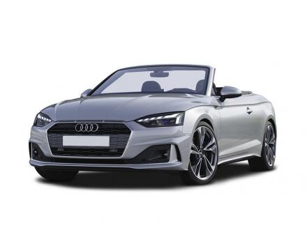 Audi A5 Cabriolet 40 TFSI Sport 2dr S Tronic [Comfort+Sound]