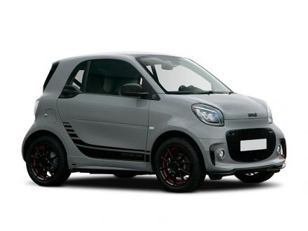 Smart Fortwo Electric Coupe Special Editions 60kW EQ Racing Green Edn 17kWh 2dr Auto [22kWCh]